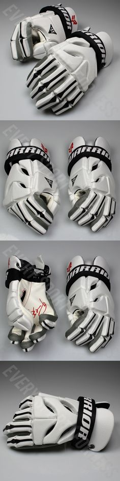 Protective Gear 62164: Warrior Rabil Next Senior Lacrosse Gloves 13 - White Paul Rabil (New) Lists@$80 -> BUY IT NOW ONLY: $31.99 on eBay!