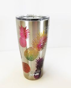 NEW Stainless Steel Tervis Tumblers have just landed in The Gift Shop! Available in 20oz and 30oz, enjoy your hot or cold beverage for hours! Featuring a slide-closure lid and Tervis designs for men and women! #shopdewaynes #justarrived #tervistumbler #stainlesssteel