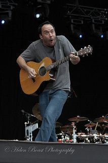 Dave Matthews. I love the faces he makes! (Helen Boast Photography)