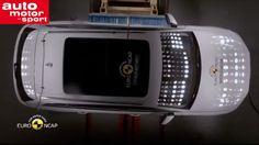Audi Q7 im EuroNCAP-Crashtest