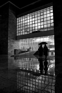 walking in the rain, by Joao Coutinho on 500px