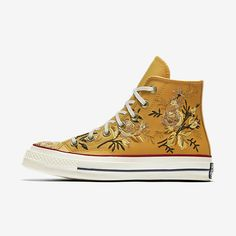Converse Chuck 70 Parkway Floral High Top Women's Shoe Size 7 Converse All Star, Floral Converse, Nike Converse, All Star Shoes, Cool Converse High Tops, Cute Shoes, Me Too Shoes, Jouer Au Basket, Crocs