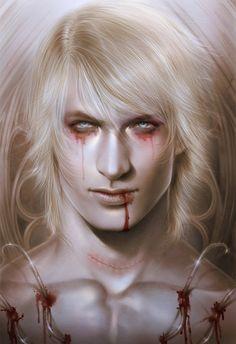 Vampire by Kazuo-Sama.deviantart.com on @deviantART