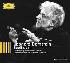 BEETHOVEN Symphonien No. 5 · No. 7 by Bernstein - Deutsche Grammophon