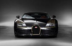 Foto de Bugatti Veyron Black Bess (3/19)