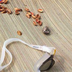 Beach supplies.  #beachsnack #eaten #pistachios #minimal_greece #tbt #throwbackthursday