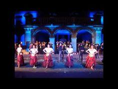 Mexican Folk Dancing - Ballet Folklorico de Mexico Christmas Special 2010 @ Chapultepec, Mexico