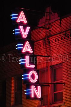 "Avalon Theatre ~ Portland, OR ~ ""A movie theater located in the Belmont neighborhood in southeast Portland. Known for showing second-run films on two screens and for low prices, the theater has an Art Deco design but its main feature is its classic nickel arcade. Avalon is believed to be Oregon's oldest theater and the first with more than one screen"". In 2008, Portland Monthly named the Avalon the 'Best Way to Stretch a dollar…""…"
