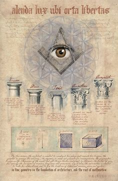 """""""in time, geometry is the foundation for architecture and the root of mathematics"""""""