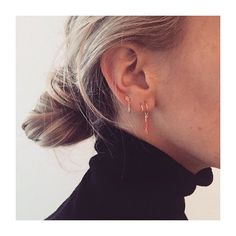 BY1OAK - earrings