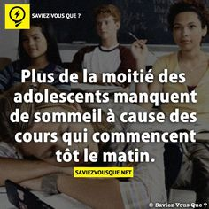 Totalement d'accord 😌😂 New Things To Learn, Things To Know, Did You Know, Sleep Quotes, Image Fun, French Quotes, Interesting Information, Positive And Negative, Entrepreneur Quotes