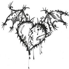 heart drawing 3