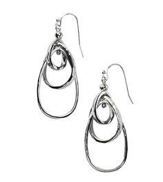 Free Flyer Earrings