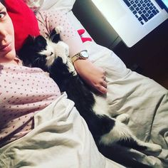 As long as he can. Se pasa de largo. #baldomeromeltsmyheart #cat #cats #caturday #catsinbed #catstagram #catsofinstagram #instacat #instagramcats #tuxiecat #tuxie #tuxedocats #tuxedocat by palomaabad