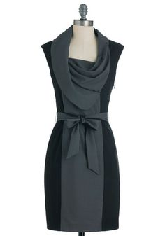 New Hire and Higher Dress in Greyscale $69.99