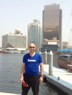 Robert à Dubaï