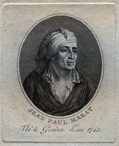 Jean Paul Marat (1743-1793)