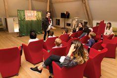 Theatre for kids in our attic Harvest Day, Attic, Theatre, Events, Kids, Loft Room, Young Children, Boys, Attic Rooms
