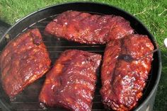 Rain or Shine it's time for ribs.  Not just any ribs.  My husband's SPECIAL RECIPE RIBS.  You're in luck because I am sharing the recipe with you. Not too long ago, someone gave my husband a rub that they thought was really good.  We tried it and were taken back by how salty it was. ...