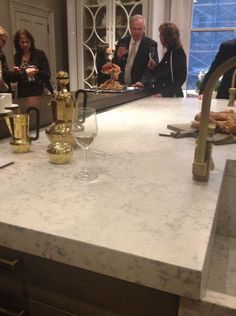 Silestone Helix in the Suede finish is featured