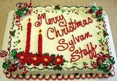 Christmas Sheet Cake Decorating Ideas : 1000+ images about cake ideas on Pinterest Sheet cakes ...
