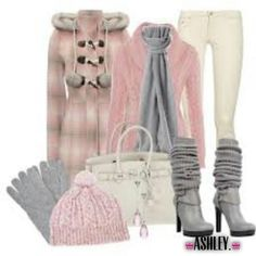 This outfit is too cute!