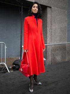 【ELLE】キャロライン・イッサ(Caroline Issa)|【随時更新】トレンドをどう着る? 2018秋冬NYコレクションスナップを猛追|エル・オンライン