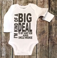Don&#39-t Make Me Call My Uncle Funny Infant Onesies Gifts for Nieces ...