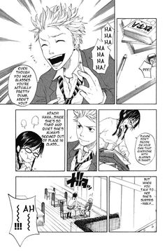 Read manga Yankee kun to Megane chan 000 a Stand (Prologue) online in high quality