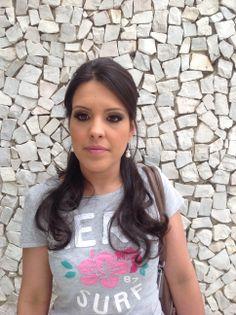 Prévia do cabelo da Noiva Márcia Alves Maia, que casou dia 23/11/2013. #welovebeauty #wedding #torritontaunay #casamento #penteadonoiva
