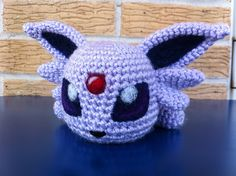 Ravelry: Baby Espeon pattern by Evelyn Pham