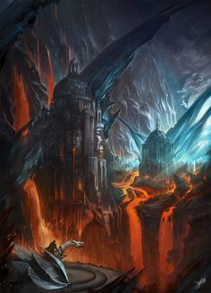 OSMADTH - A Place of the Gods by flaviobolla on DeviantArt