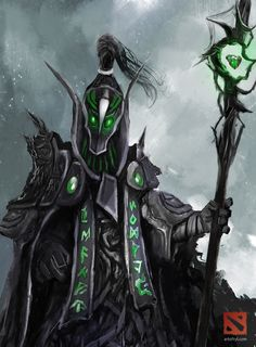 rubick by w-hc on DeviantArt