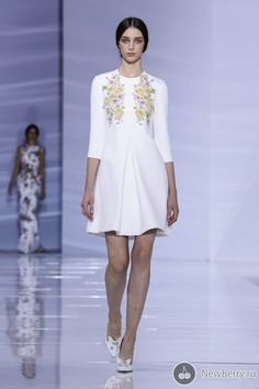 Georges Hobeika Haute Couture осень-зима 2015-2016