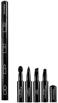 Sephora's Brush Wand... an all-in-1 eyeliner brush tool. Wanna try!
