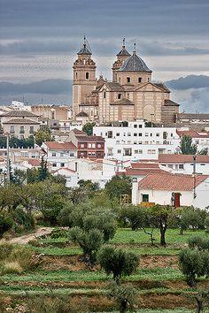 Iglesia de la Encarnación. Velez Rubio Almeria  Spain