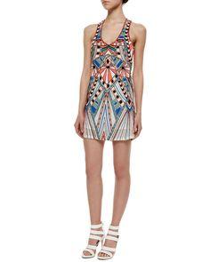 Ramsey Sequined Sleeveless Dress