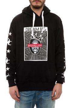 Inshallah Clothing DREAM BIG - Karmaloop.com