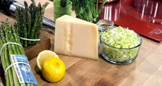 Les Pâtes aux asperges et œufs pochés du Chef Jonathan Garnier – Asperges Primera – Dairy, Cheese, Food, Asparagus, Meals, Yemek, Eten