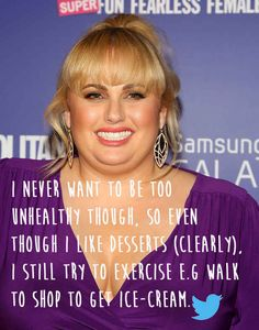 Rebel Wilson | 20 Celebrities Who Totally Owned Their Body Image Trolls