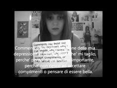 SUICIDI PER BULLISMO: Olivia - YouTube
