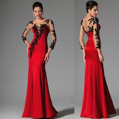 Cheap Evening Dresses on Sale at Bargain Price, Buy Quality gown pageant, gown brooch, gowns white from China gown pageant Suppliers at Aliexpress.com:1,Silhouette:Trumpet / Mermaid 2,style:slit neckline 3,scene:party, annual meeting of company, performance, date 4,fashion element:zipper 5,Neckline:Scoop