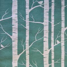 Birds and Birches