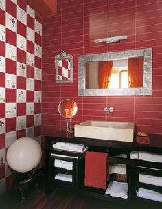 Tiles: Collection Fatine Buffe by Ceramica Bardelli