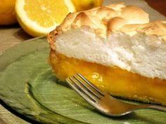 Tarta cytrynowa Lemon Meringue Pie