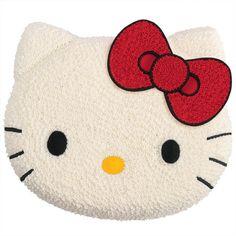 Bolo Da Hello Kitty, Hello Kitty Birthday Cake, Hello Kitty Cartoon, Girl Birthday, Birthday Cakes, Birthday Ideas, Birthday Parties, Elvis Birthday, Unicorn Birthday
