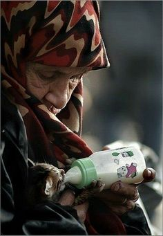 Compassion - it knows no age or boundaries