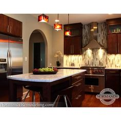 Kitchen Remodeling, Renovation & Designers in Chicago with Normandy