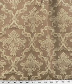 Napoli Cocoa | Online Discount Drapery Fabrics and Upholstery Fabric Superstore 7.0""