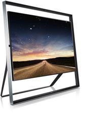 S9 de Samsung, el televisor Ultra HD más grande del mercado, 85 pulgadas.